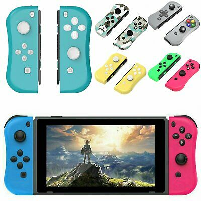 Joy-Con Game Controllers Replacement Gamepad Joypad for Nintendo Switch Console