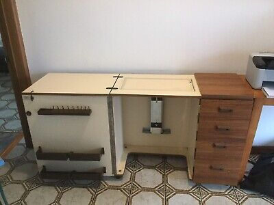 Horn Sewing Cabinet in perfect working order.