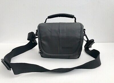 Sandstrom Black Small Camera Bag