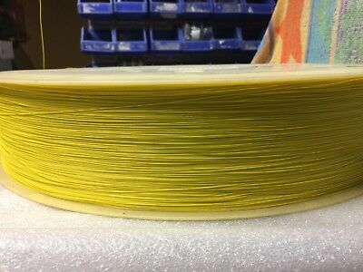 Yellow Appliance Wiring Material, New
