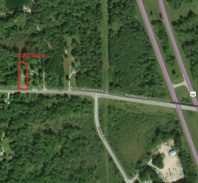 NO RESERVE BIDDING ON THE DEED! HUGE 0.85Acres in Big Rapids on Woodward AVE!