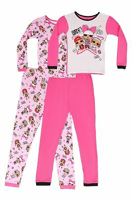 Girls LOL Surprise Shirt/Pant 2-Pack Sleep Set