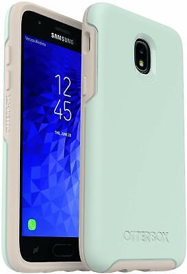 OtterBox Symmetry Series Case Samsung Galaxy J7 (2018) Muted Water Easy Open Box