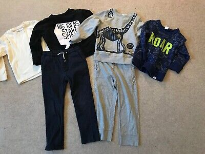 Boys Clothes Bundle Age 4 Inc Next Gap H&M