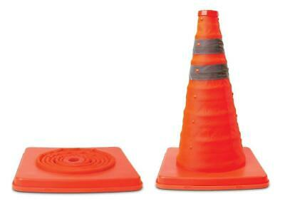 """18""""Portable Pop Up Safety Traffic Cone Collapsible Driving Road Safety Essential"""