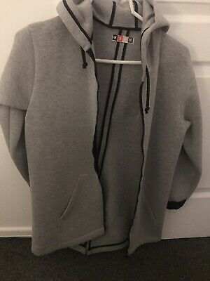 Girls  MSGM Long Thick Hoody  14 Years Excellent Condition  Thick Warm Material