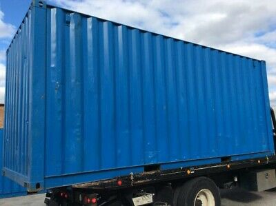 20' Cargo Worthy Shipping Container / 20ft CW Storage Container - St Charles IL