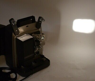 Bell & Howell 346A Autoload Super 8Mm Projector Tested Fully Functioning