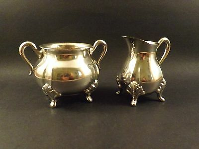 Vintage ~ Viners Milk Jug And Sugar Bowl