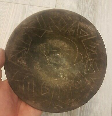 Very rare Clay,Pottery ,  Ritual Vessel , Bronze Age circa 2100-1800 BC