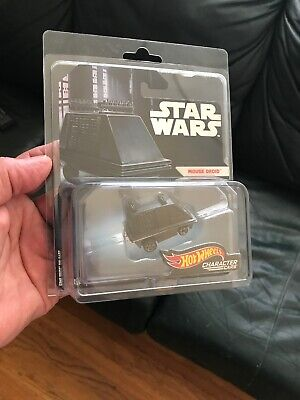 SDCC 2019 Mattel Exclusive Hot Wheels Star Wars Mouse Droid
