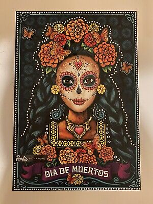 BARBIE DAY OF THE DEAD Dia De Los Muertos  Collectors's Item Brand New!!! In Box