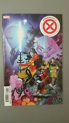 Powers Of X #1 by Hickman, Marvel Comics, First Printing, NM/VF Unread