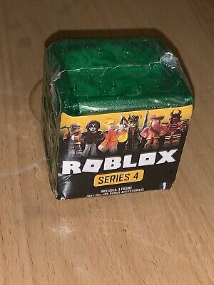 Details About Roblox Celebrity Collection Series 3 Mystery Pack Purple Cube - Roblox Celebrity Collection Series 4 Mystery Pack Green