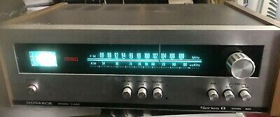 Monarch Series 8 88x  Am/Fm Tuner