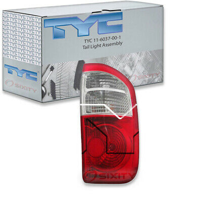 TYC 11-6037-00-9 Passenger Side Tail Light for 04-06 Toyota Tundra TO2801153