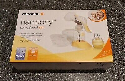 BREAST PUMP - MEDELA - (Pump & Feed Set) BRAND NEW!!!