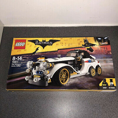 Lego The Batman Movie Set 70911 The Penguin Arctic Roller. Used/ Complete
