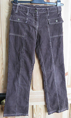 Next ** Brown Corduroy Trousers jeans **  SIZE : 10 years ** Excellent condition