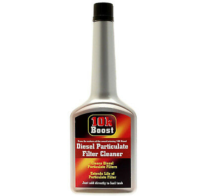 Professional 10K Boost Diesel Particulate Filter DPF Cleaner Treatment Additive