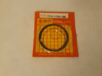 Genuine Suzuki Piston Ring Set Std 12140-07930 CP80 CS80