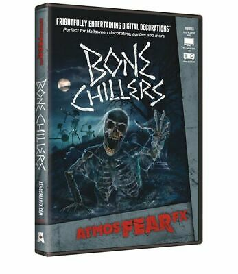 Bone Chillers Digital Decoration - AtmosFx