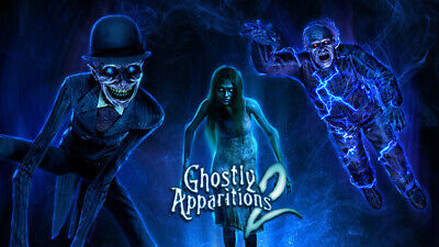 Ghostly Apparitions 2 Digital Decoration - AtmosFx