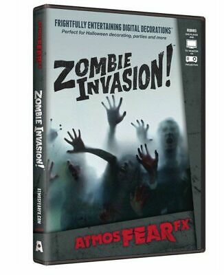 Zombie Invasion Digital Decoration - AtmosFx