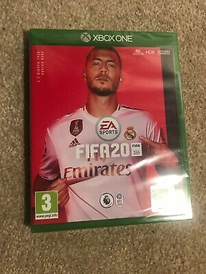 FIFA 20 (Xbox One) In Stock New & Sealed UK PAL