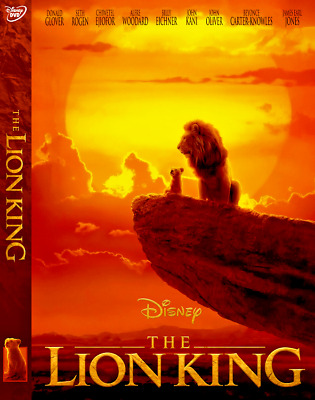 The Lion King 2019 DVD Pre-Order Now oct 22-23