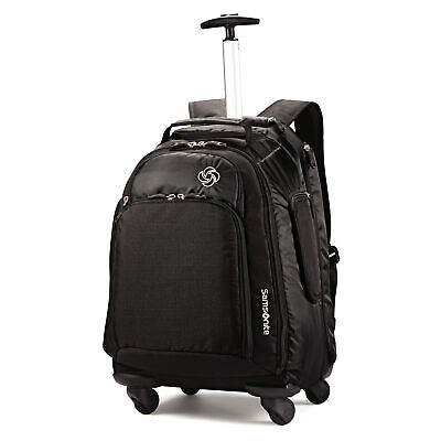 Samsonite MVS Spinner Backpack - Luggage