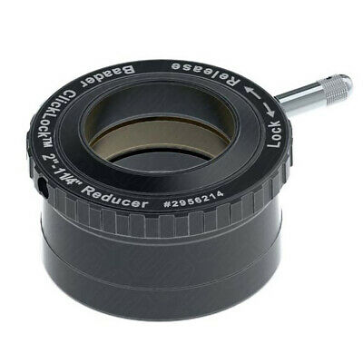 "Baader 2"" to 1.25"" ClickLock Reducer (Eyepiece Adapter) # T2-15b 2956214"