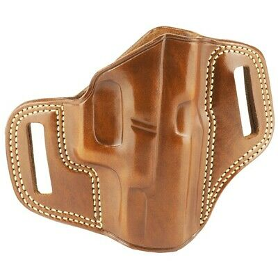 Galco Combat Master Belt Holster Glock 17//22//31 Leather Tan Right Hand CM224