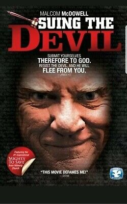 Suing the Devil [DVD] [2011] - DVD  8EVG The Cheap Fast Free Post
