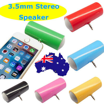 Mini White 3 5mm Pillow Speaker For iPhone iPod CD Radio MP3 Player GL Y8J2