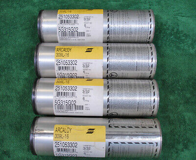 """10 Pounds Radnor 309//309L Stainless Steel Tig Welding Rods 1//16/"""""""