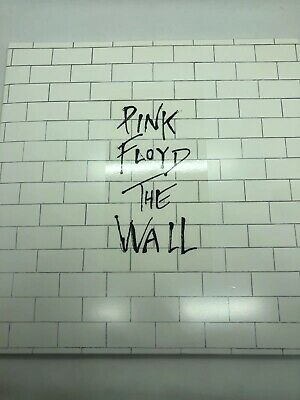 PINK FLOYD - The Wall Remastered LP BLACK VINYL