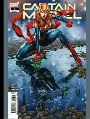 Captain Marvel #9 First Full Appearance of STAR 1st Print 2019 NM HTF...