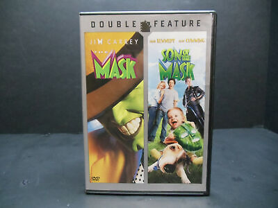The Mask  / Son of the Mask - DVD - Jim Carrey