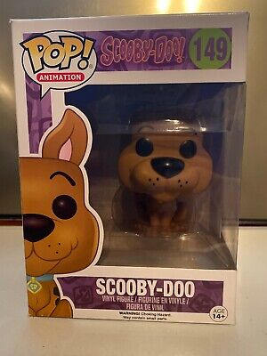 Scooby Doo Animation Funko Pop 149 Hard To Find Scooby-Doo 2016