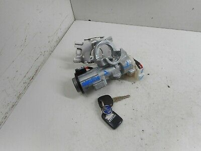 2008 Daihatsu Materia 1.5 Petrol Ignition Barrel Switch & Key
