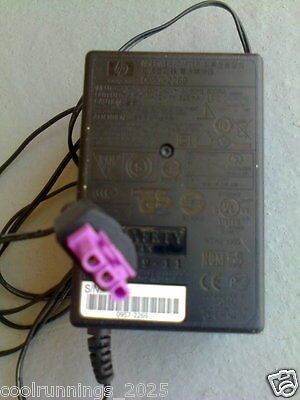 GENUINE HP AC POWER ADAPTER 0957-2269 INPUT 100-240V 600mA OUTPUT +32V 625mA