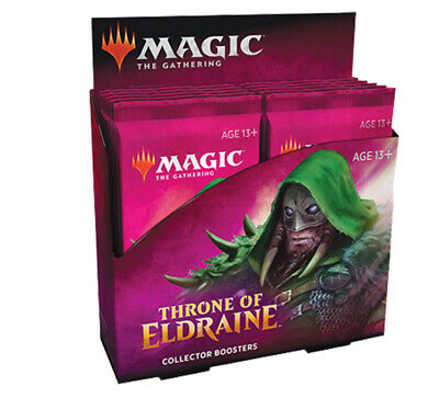 Throne of Eldraine Collector Booster Box - Magic: The Gathering