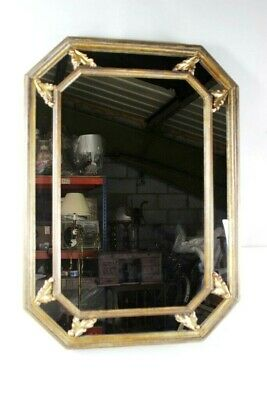 Vintage Gilt Framed Wall Mirror - FREE Delivery [5572]