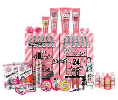 Soap and & Glory Miracle on 24th Sweet Advent Calendar 2019 - Christmas Gift Set