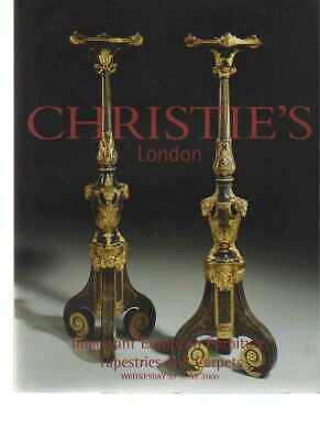 Christies 2000 Important European Furniture, Tapestries, Carpets