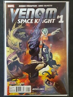 Venom Space Knight #1 Marvel VF/NM Comics Book