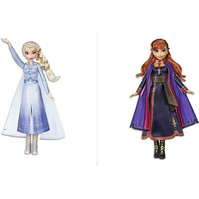 Disney Frozen Singing Fashion Doll - Assorted*