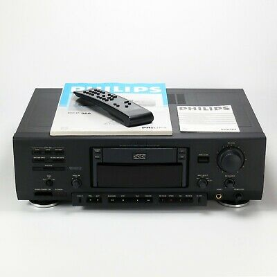 Philips DCC 900 DCC900 Digital Compact Cassette Recorder - Restored & Like New
