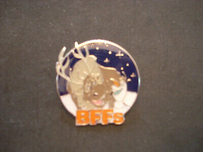 Disney Parks Pins - BFFs Mystery Collection - Frozen - Sven and Olaf
